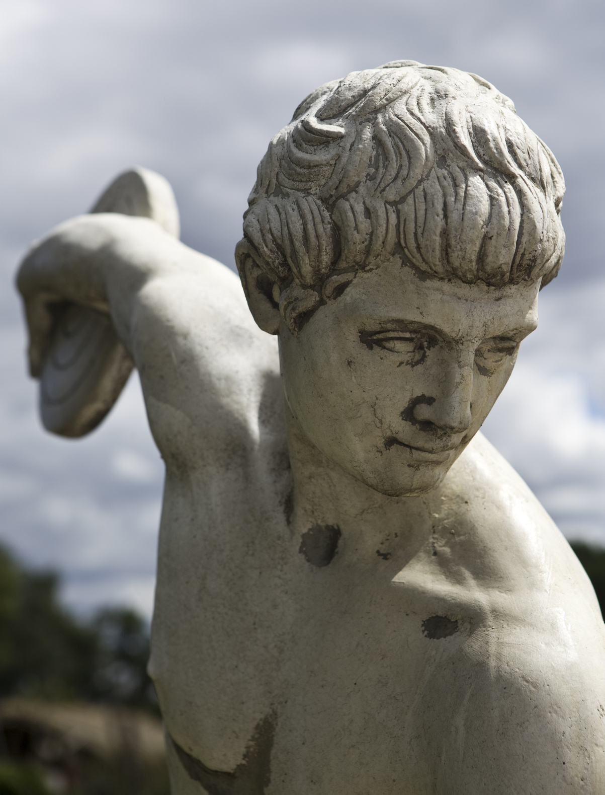 The Greeks used statues to immortalize their greatest athletes, how will you preserve the memory of your favorite athlete?
