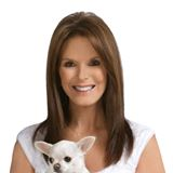Meet Connie Reeves Cooke, author, philanthropist, and the proud owner of four cute little chihuahuas.