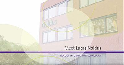 Meet Lucas Noldus