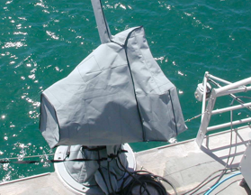 Intercept Fabric is great for storing outdoor equipment