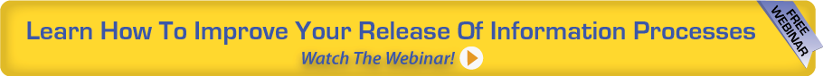 Release of Information Best Practices Webinar