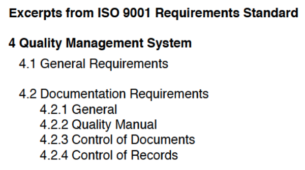 Why Successful printers have an ISO 9001 Quality Management System.