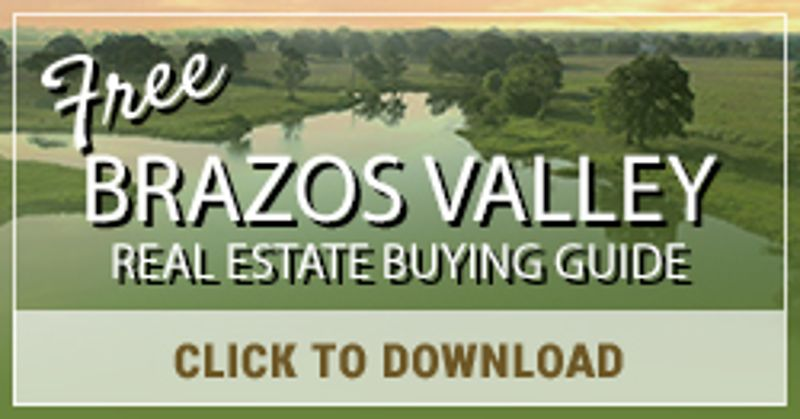 Get Your Free Brazos Valley Real Estate Buying Guide