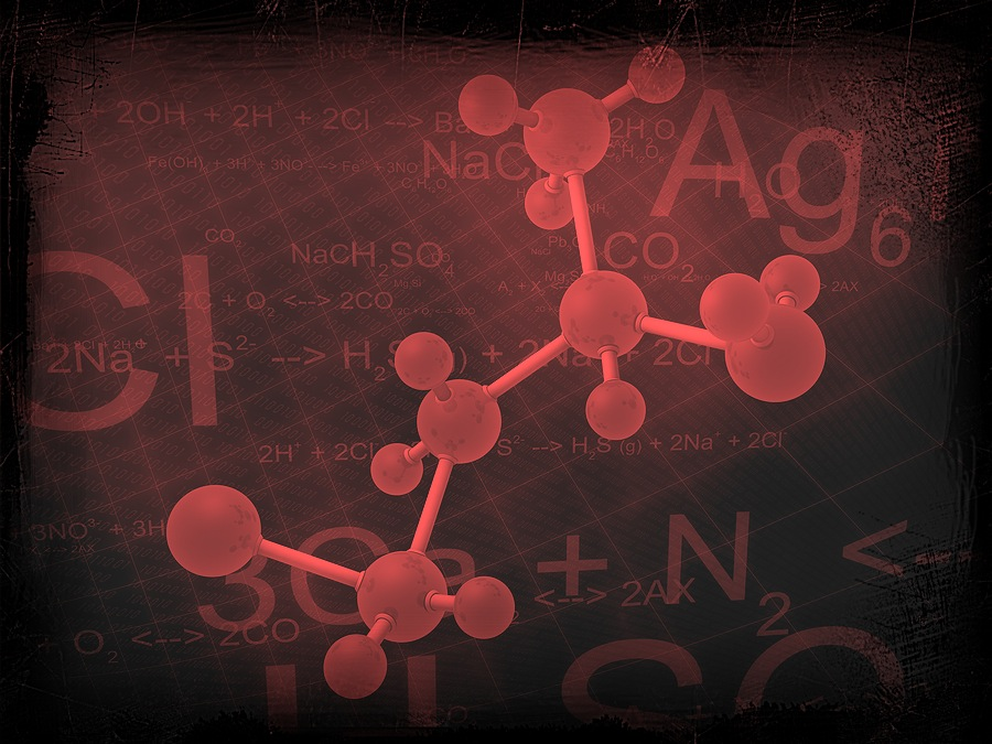 Bigstock Science Formulas color sepia filter