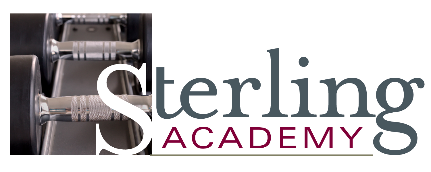 Sterling Academy PE Health Logo