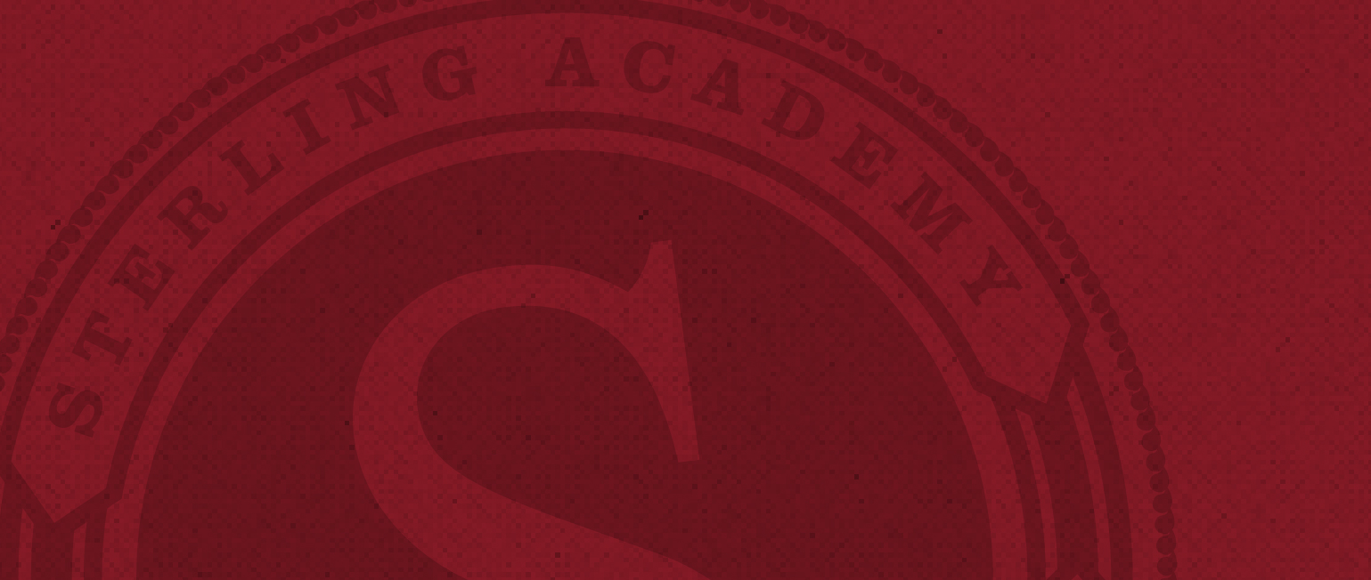 Sterling Academy Twitter background