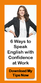 Speak English with Confidence at Work