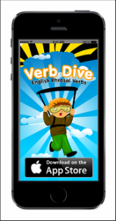 English Phrasal Verb App Verb Dive