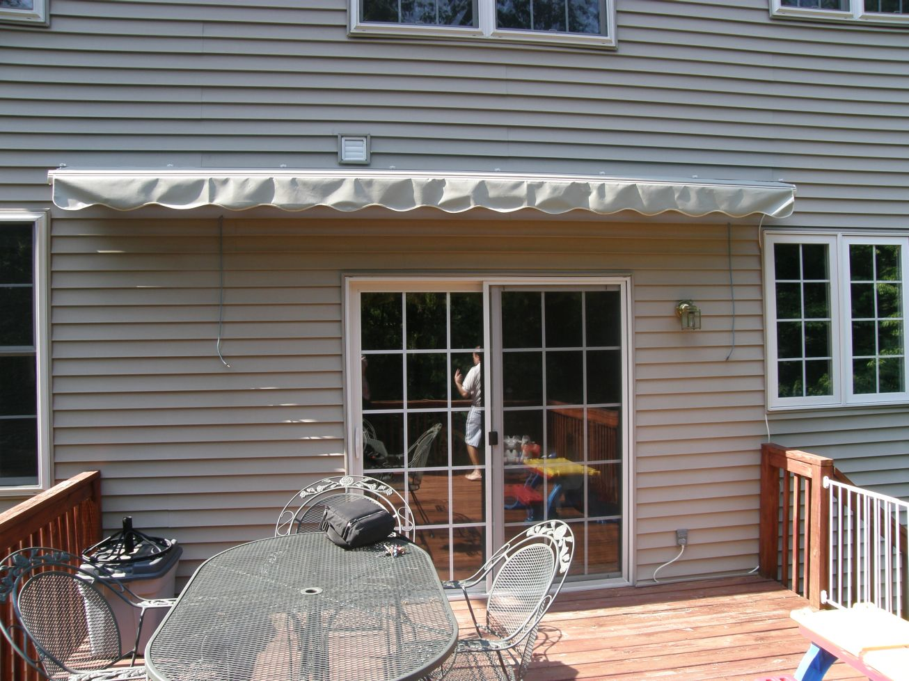 Motorized Retractable Awning 32 Jpg
