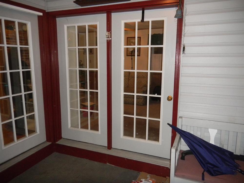 steel woodgrain door with leaded glass half circle steel door with two
