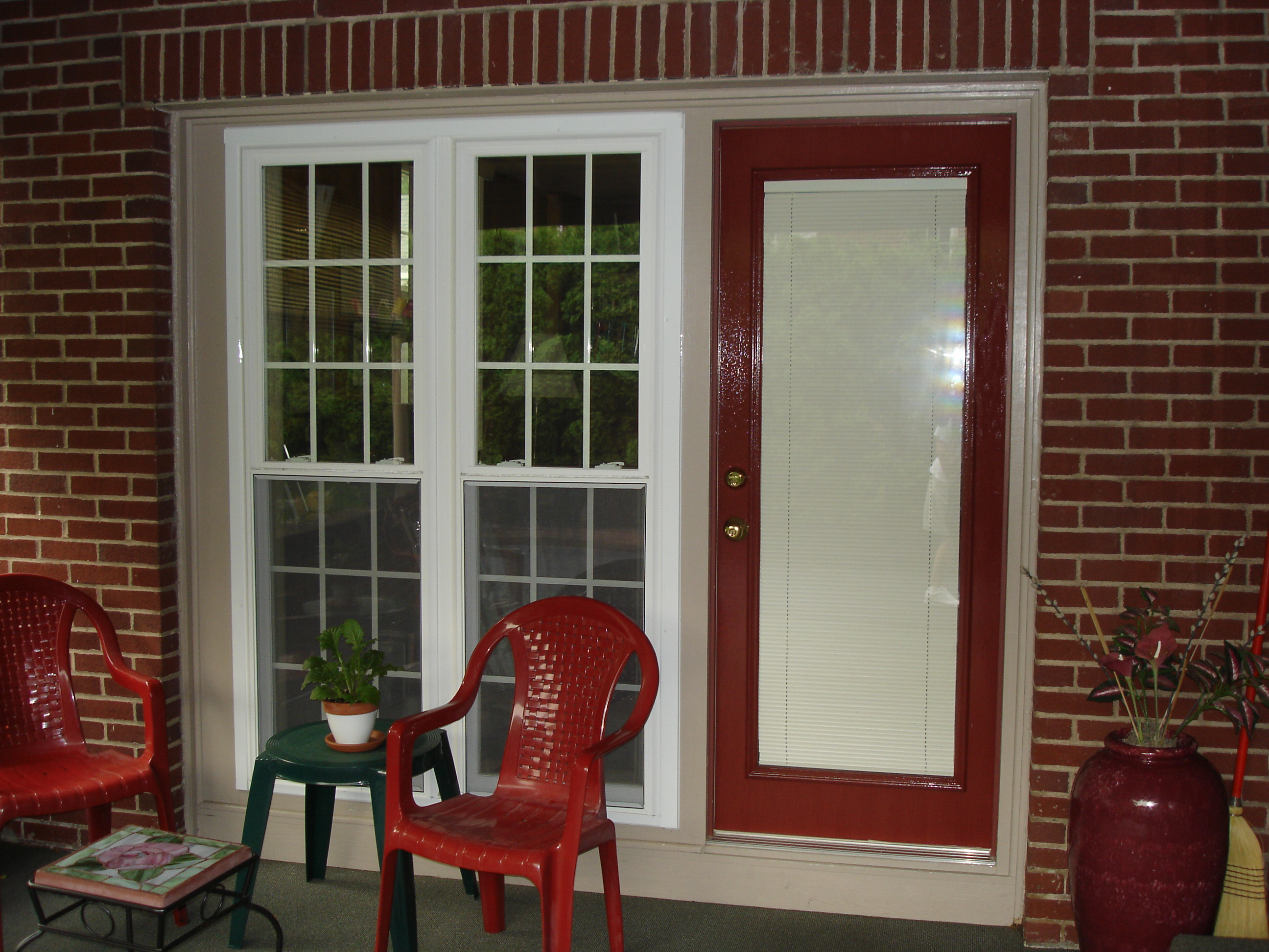 1944 #653227 Exterior Of New Door With Internal Blinds Lowered.jpg?t=1421946429896 picture/photo New Entry Doors 39392592