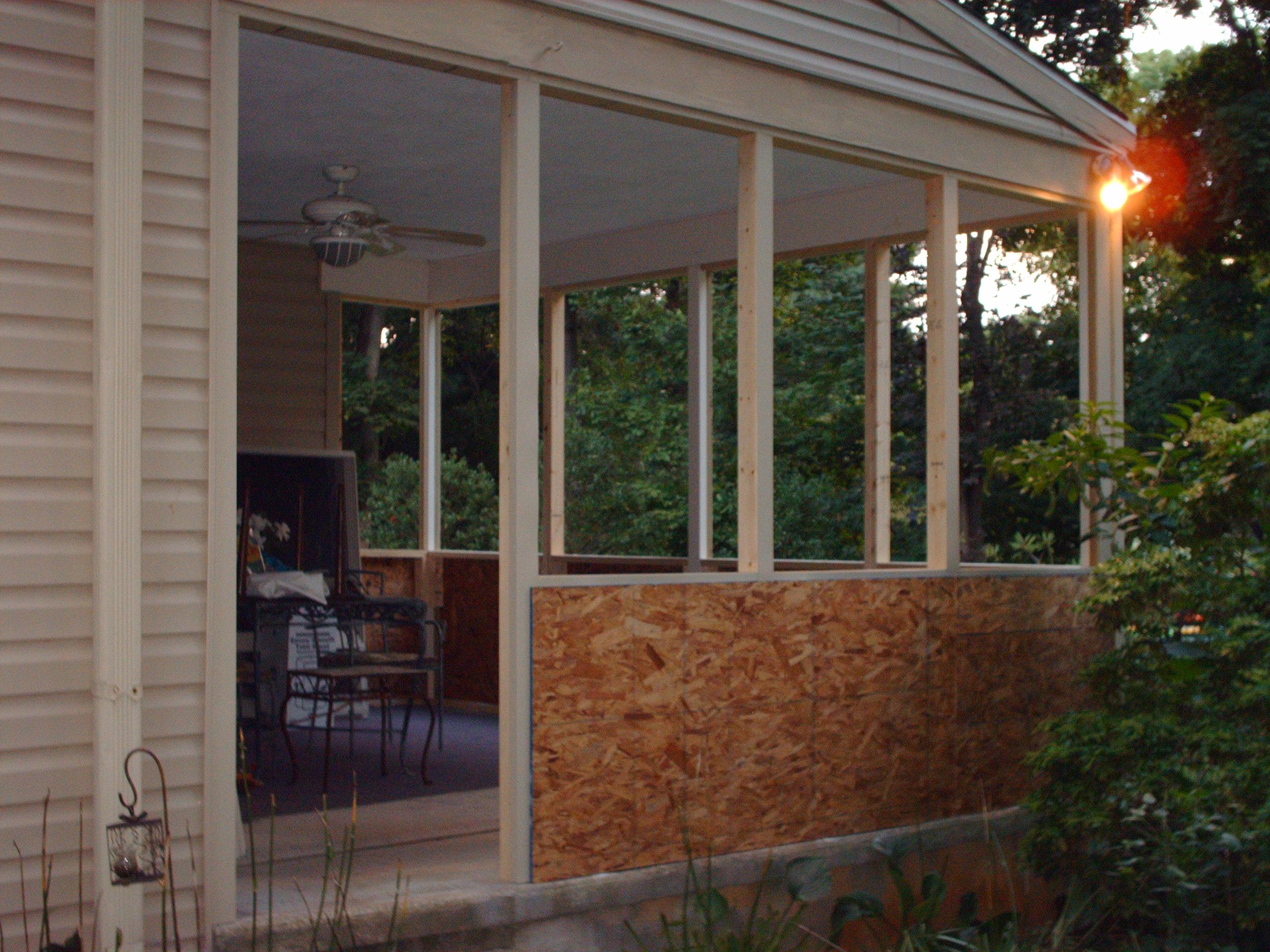 premium screened kits fiberglass screen buy porch online