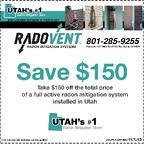 Utah Radon Mitigation Company 1 Local Radon Remediation