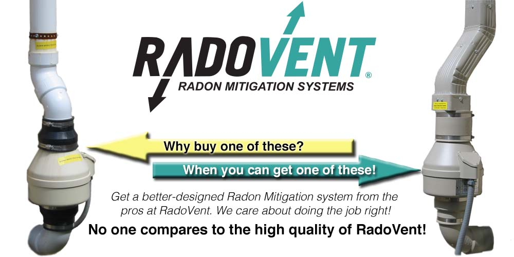 Better Radon Mitigation Systems