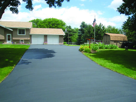 Can You Use a Paint Roller to Put on Driveway Sealer?   Hunker