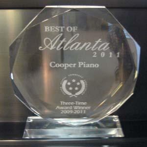 best piano store in Atlanta