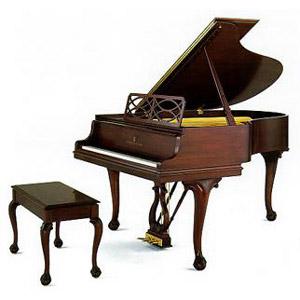 chippendale piano