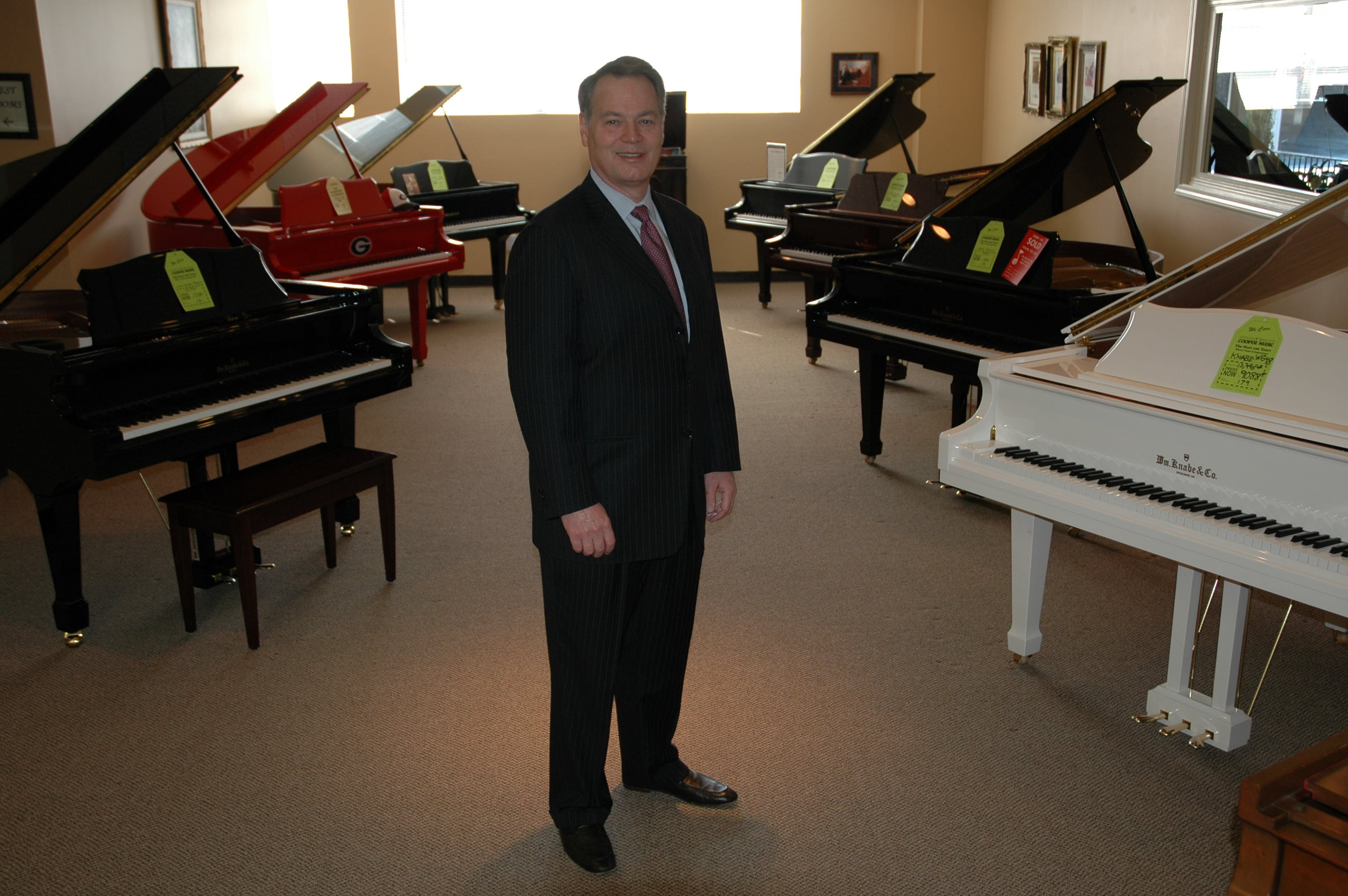 ALL PIANOS ARE NOT CREATE EQUAL – Encasements | Cooper Piano