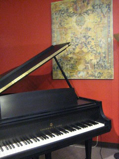 steinway for sale side