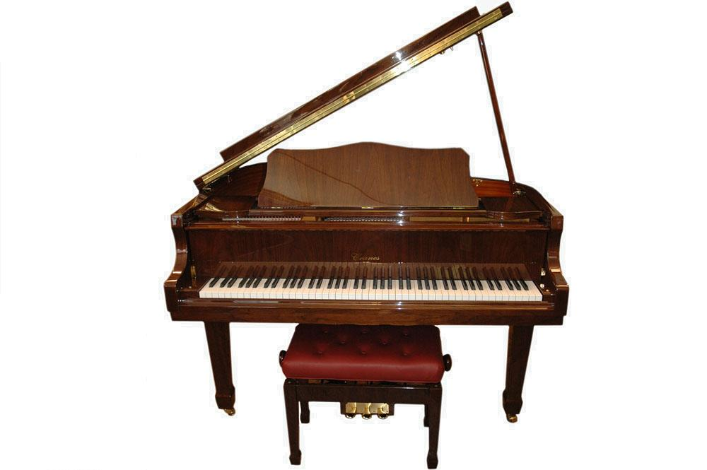 Yamaha digital baby grand piano car interior design for What size is a baby grand piano
