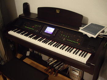 Clavinova for Yamaha clavinova clp 350