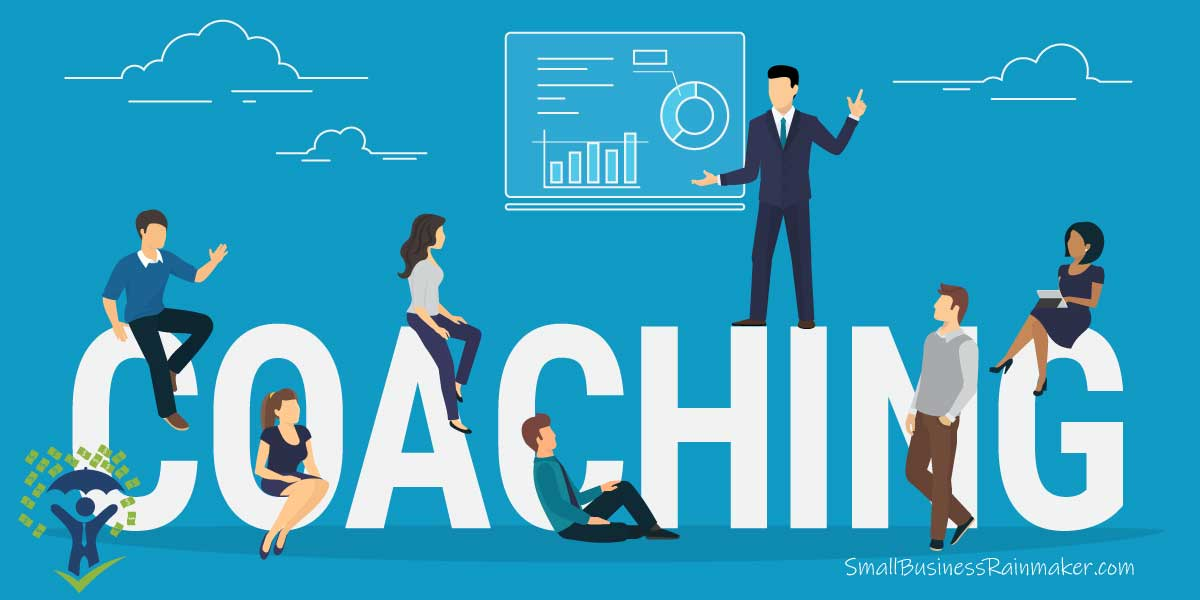 Small Business Coaching Services from the Small Business Rainmaker