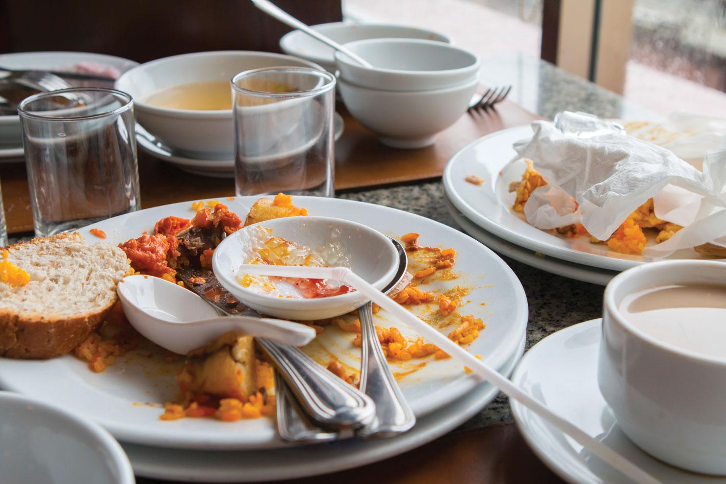 Restaurant Food Waste Facts