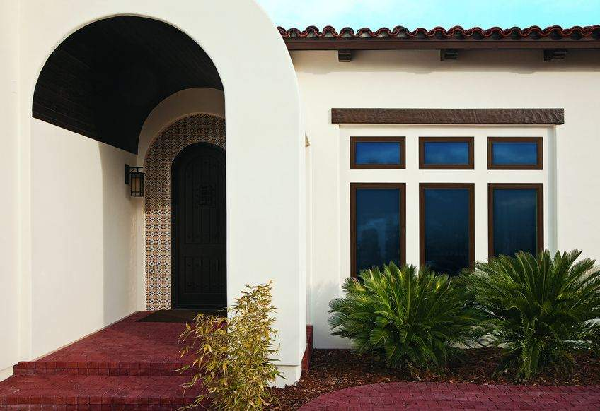 Spanish Style Windows Give Your Windows A Splash Of