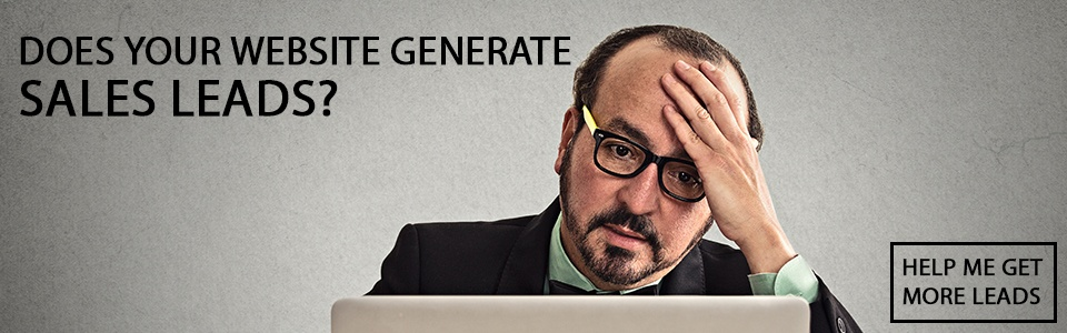 Dose Your Website Generate Sales Leads