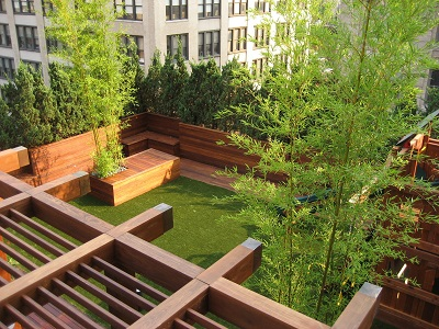 roof deck projects and examples chicago roof deck and garden - Rooftop Deck Design Ideas
