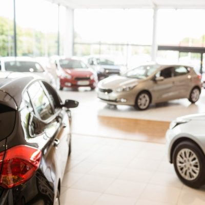 car dealership renovation
