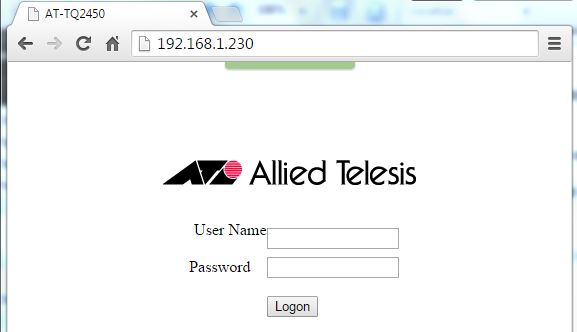 allied telesyn at-wa7400 software