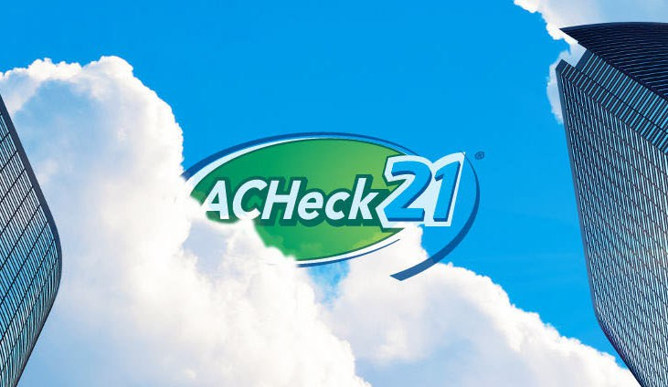 ACHECK21® Announces strategic partnership with