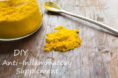 Turmeric, an Anti-Inflammatory Supplement
