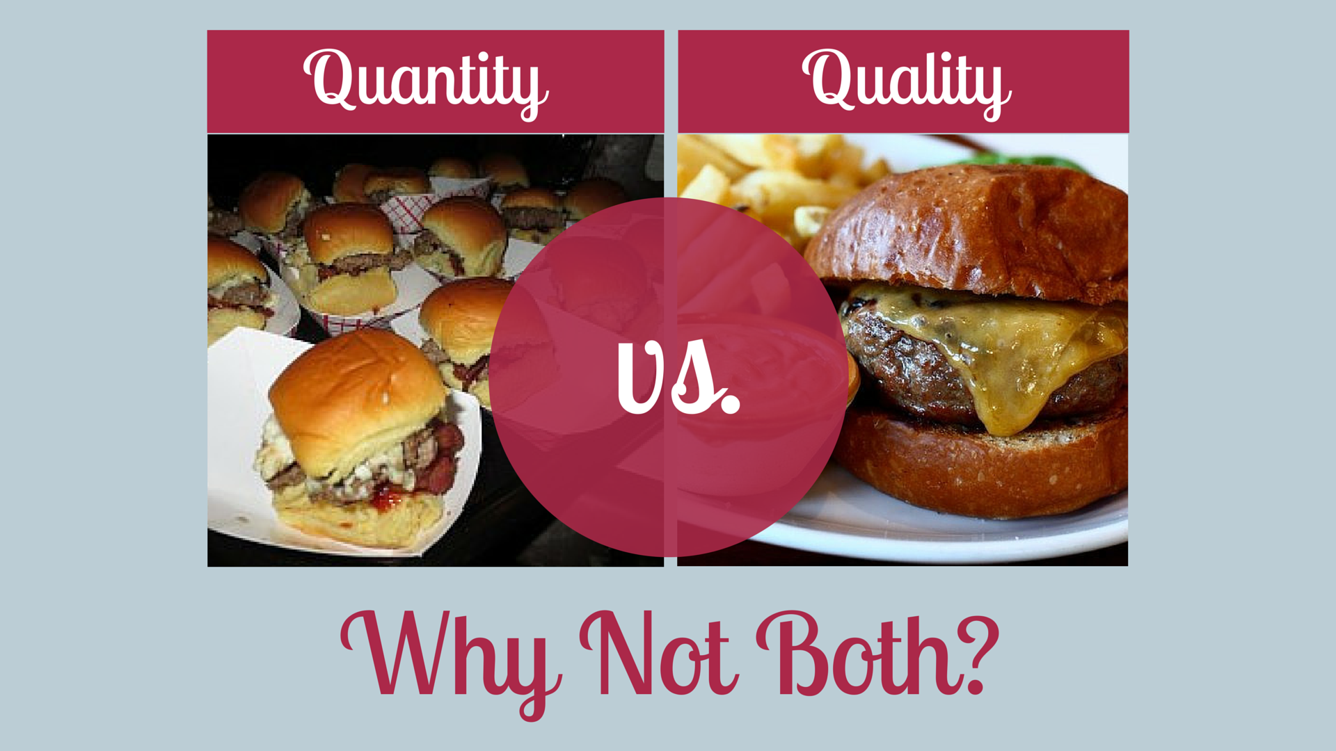 content marketing quality or quantity how about both