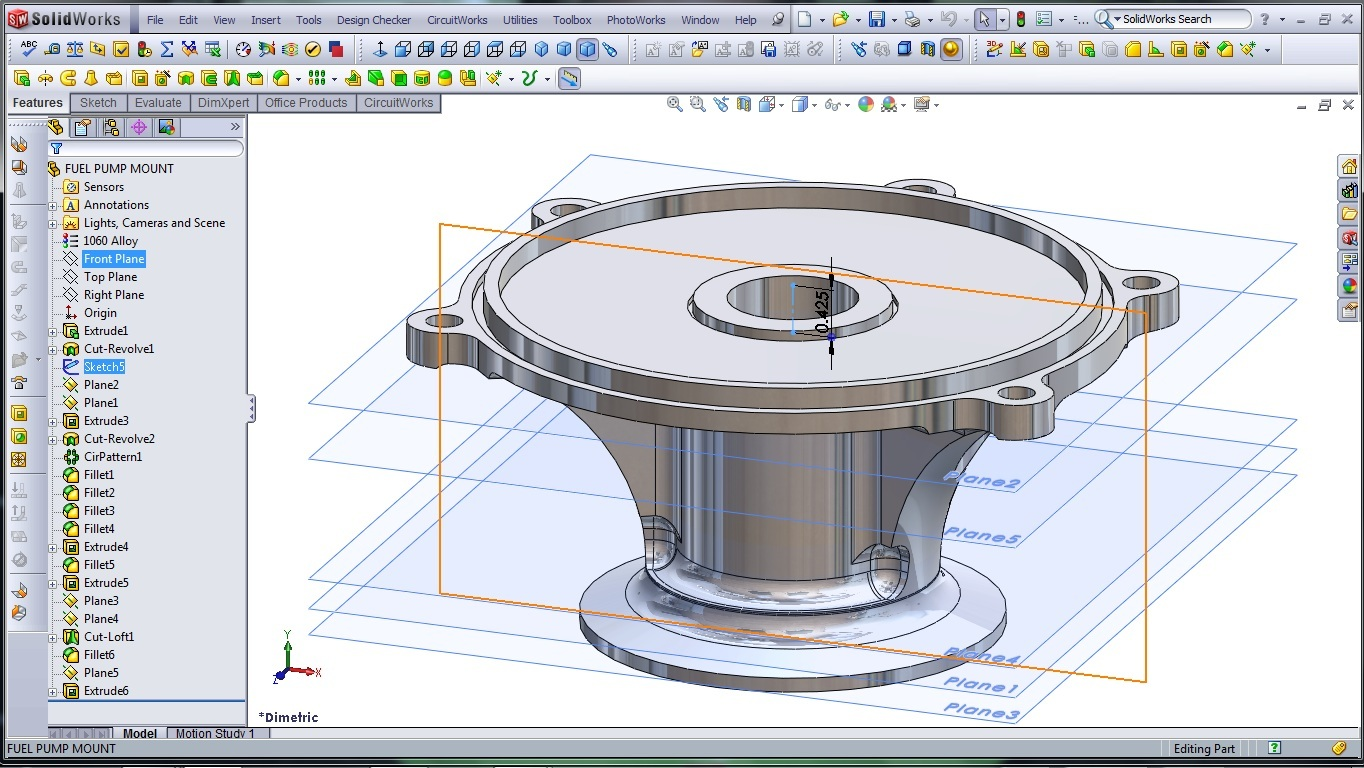 Why 3d cad models are used in the design process Cad models
