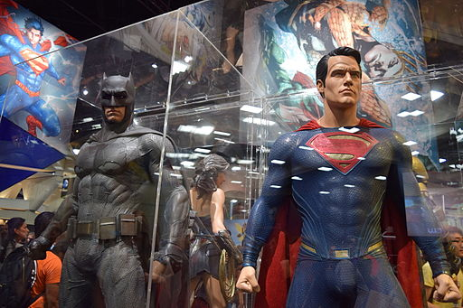 Batman or Superman view of Jesus?