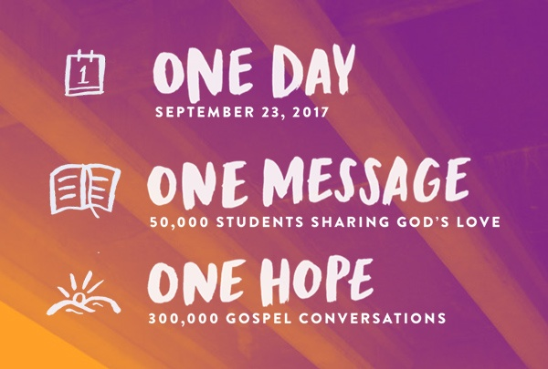 One Day - One Message - One Hope