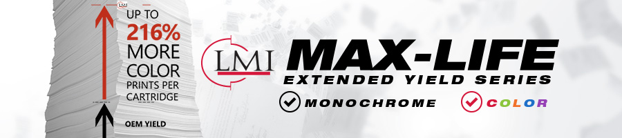 MAX LIFE Extended Yield Color Series