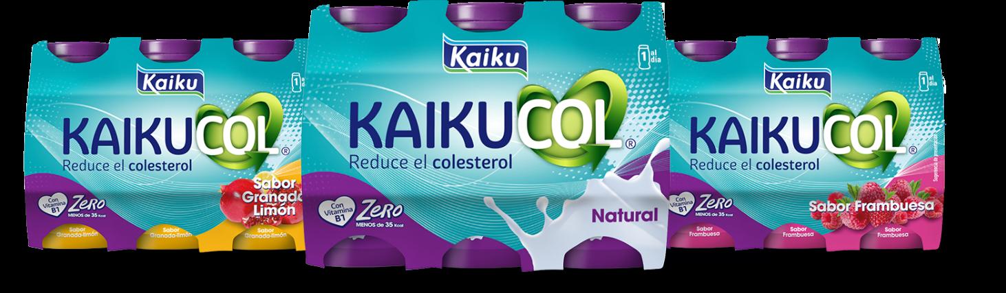 packs kaiku col diseñados por Sirope