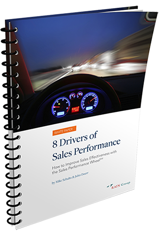 sales performance white paper