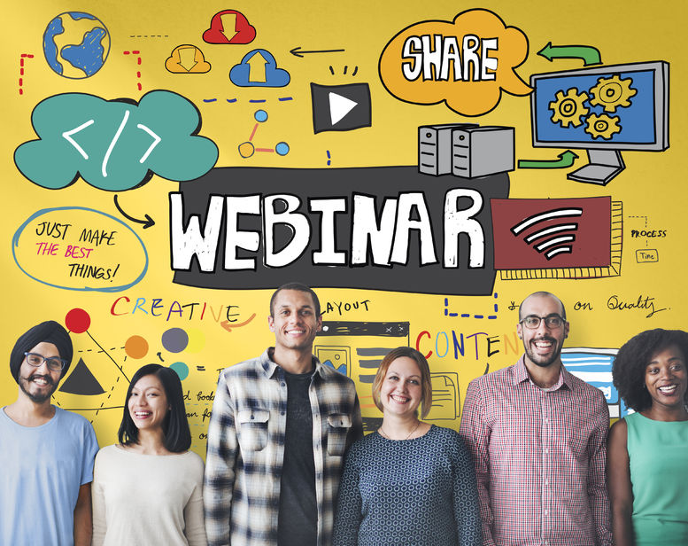 How to Give a Webinar: 4 Ways to Keep Your Audience Tuned In