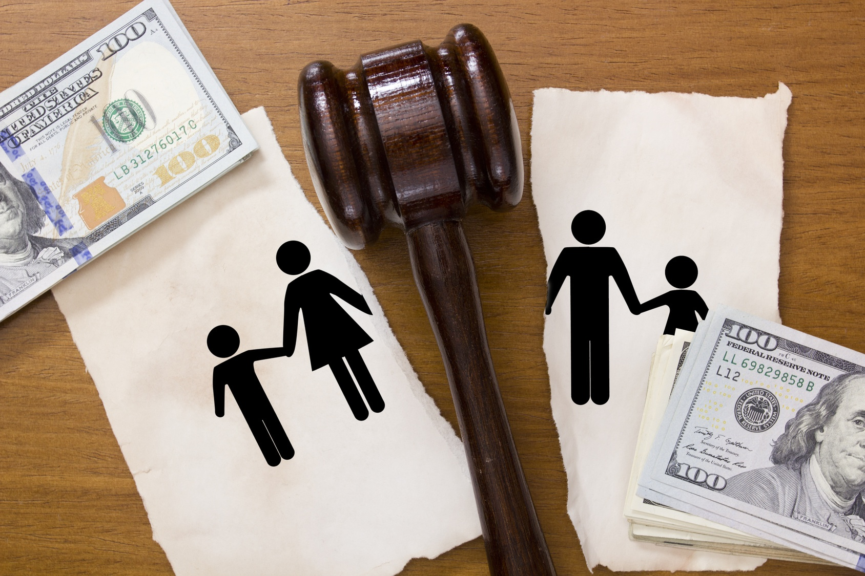 Florida Disability Benefits, Property Division and Divorce