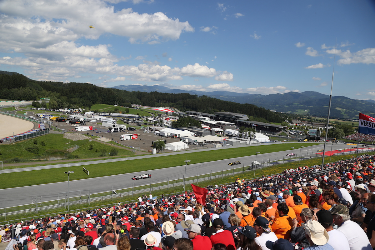 Your Trackside Guide to the 2019 Austrian Grand Prix