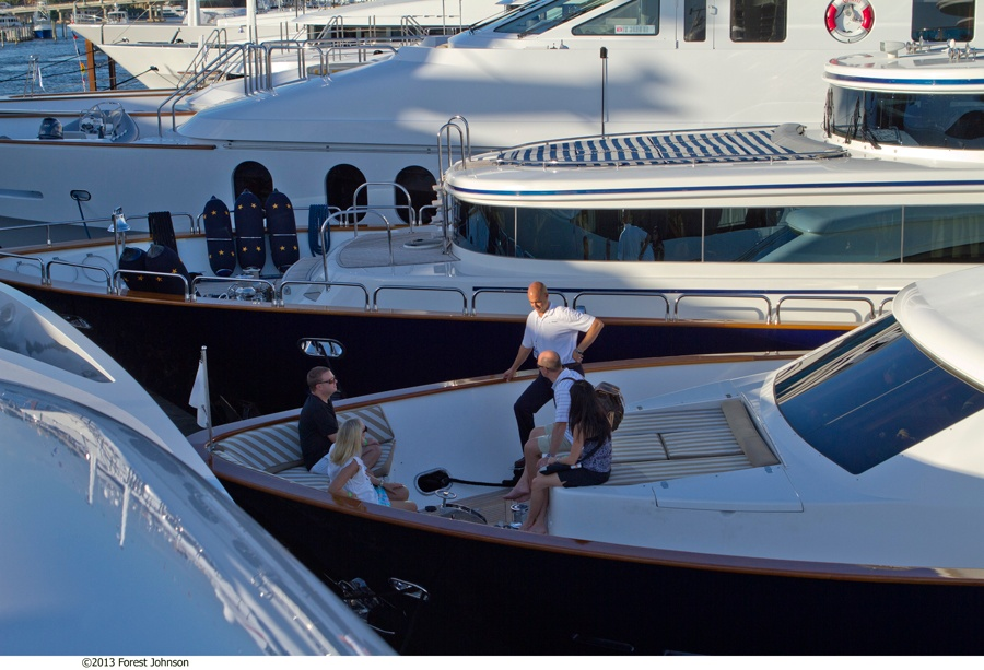 How To Get A Private Yacht Tour At The Fort Lauderdale