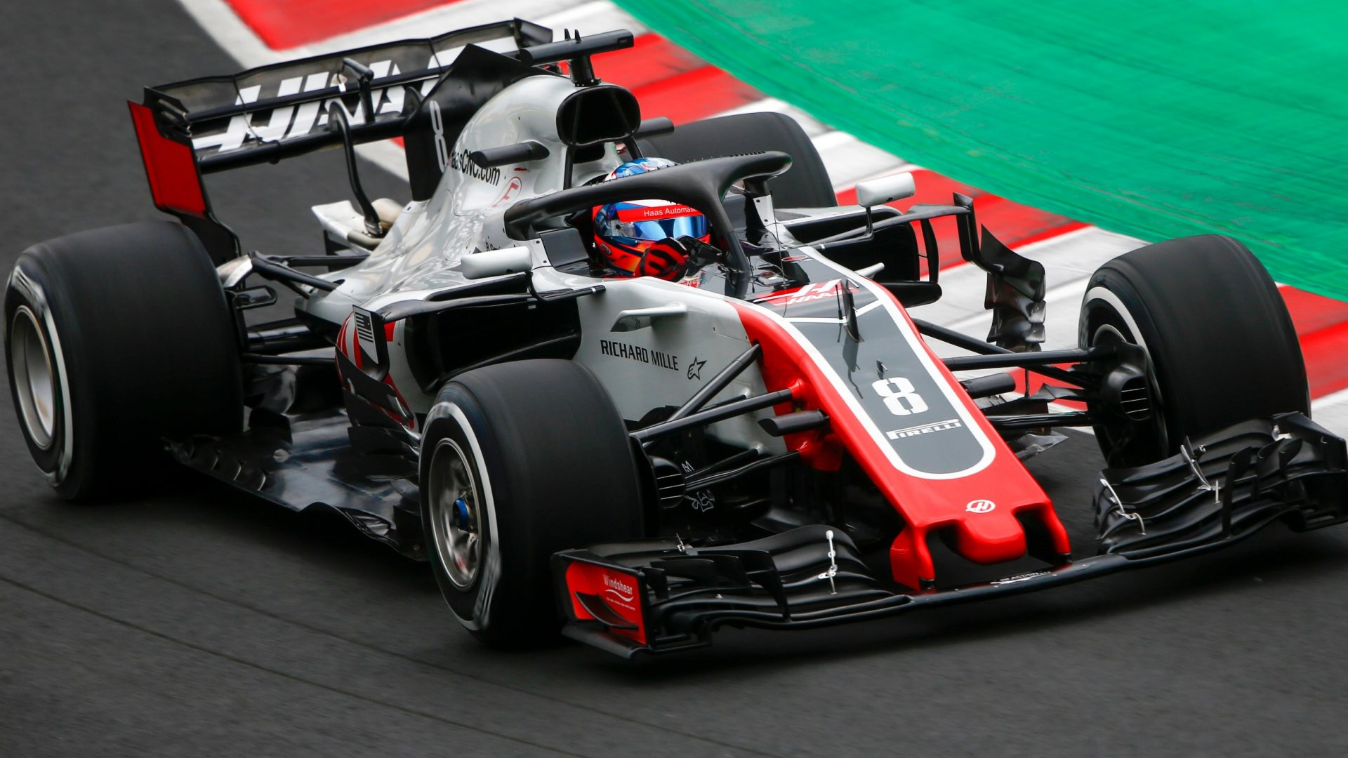 Get closer to the Haas F1 Team in the USA & Mexico