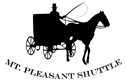 Mt Pleasant Shuttle logo