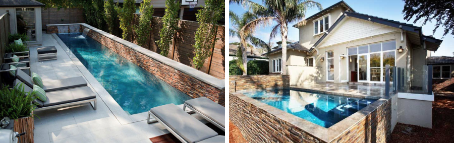 Inspiration For Small Swimming Pools
