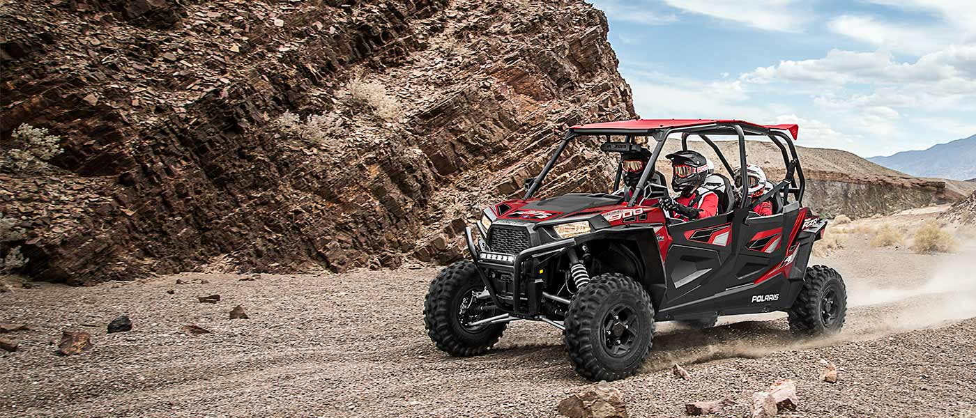 Is Your Polaris Side By Side Included in the 4/19/16 Recall