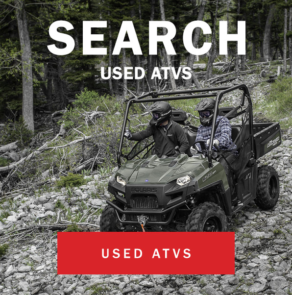 Search used ATV's - Start your search